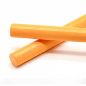 Barras para PISTOLA - Barra Lacre 12mm de Resina NARANJA para Pistola