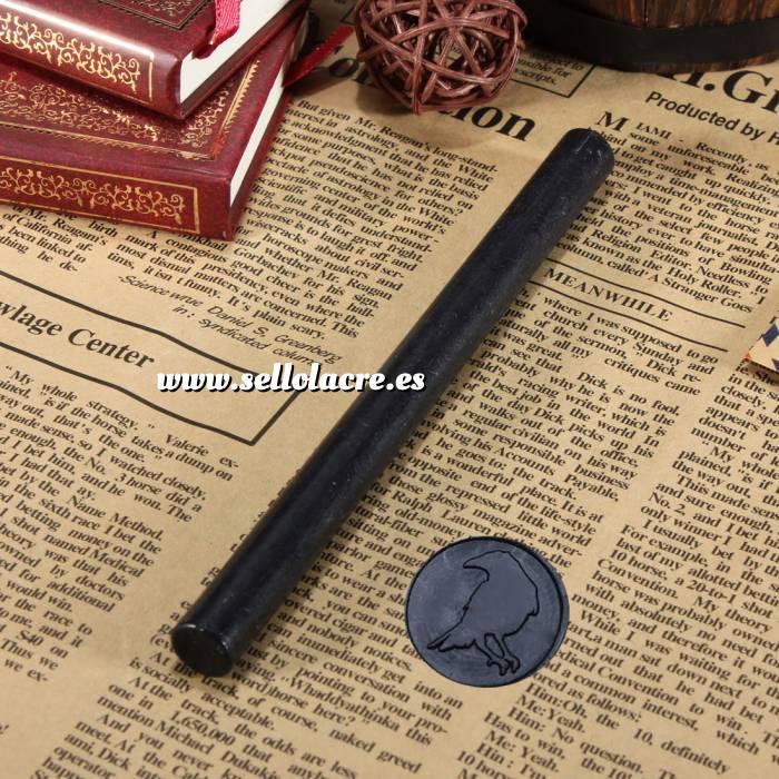 Imagen Barras para PISTOLA Barra Lacre 10mm Flexible pistola NEGRO