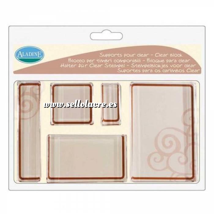 Imagen Diseños inmediatos Soporte para sellos intercambiables (Últimas Unidades)