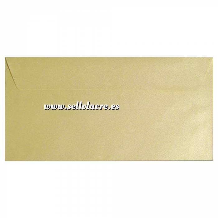 Imagen Sobre Americano DL 110x220 Sobre textura crema DL