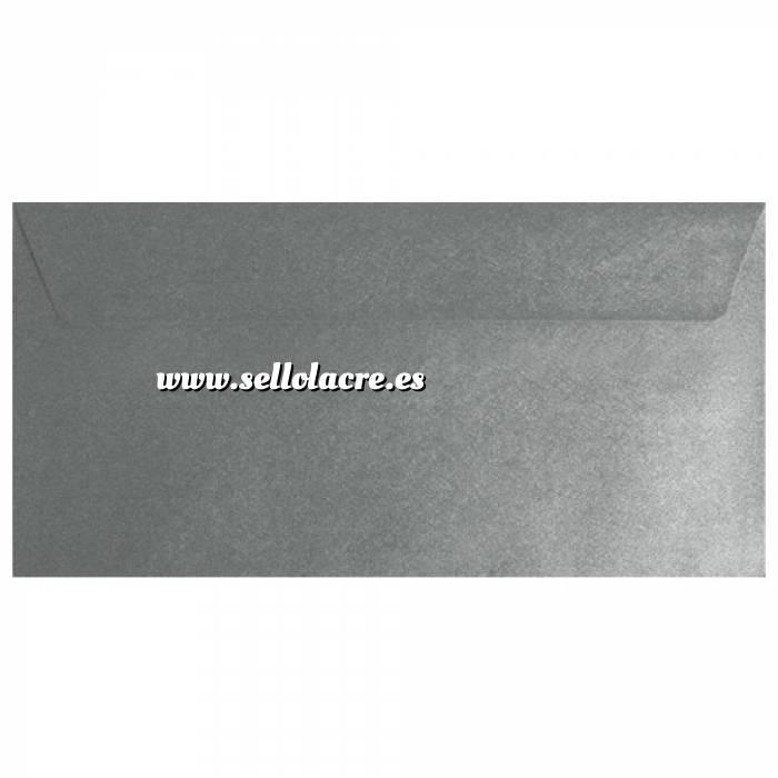Imagen Sobre Americano DL 110x220 Sobre textura plata DL