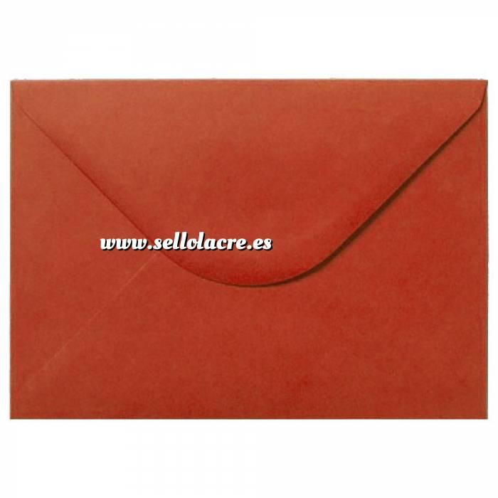 Imagen Sobres C5 - 160x220 Sobre rojo c5 (Rojo Amapola)