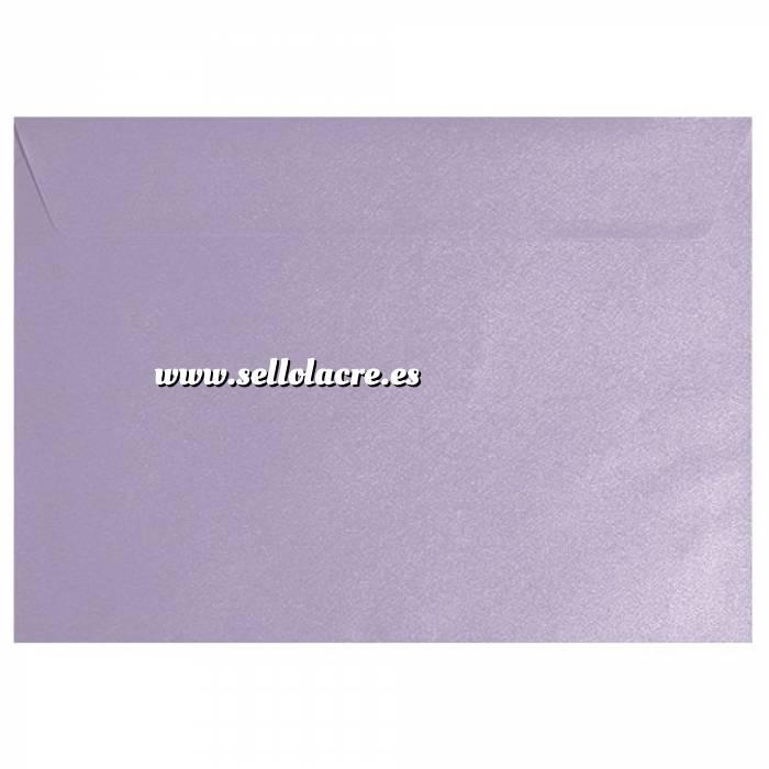 Imagen Sobres C5 - 160x220 Sobre textura lila c5