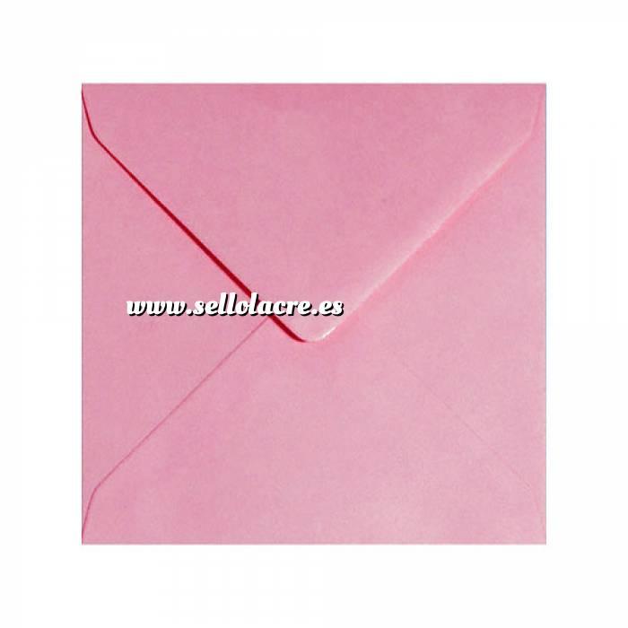 Imagen Sobres Cuadrados Sobre rosa Cuadrado