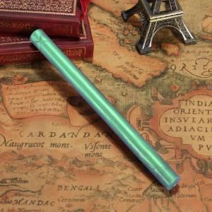 Imagen Barras para PISTOLA Barra Lacre 10mm Flexible pistola VERDE ESMERALDA Brillante