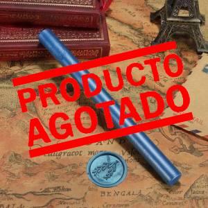 Barras para pistola - Barra Lacre 10mm Flexible pistola AZUL ROYAL Brillante (Últimas Unidades)
