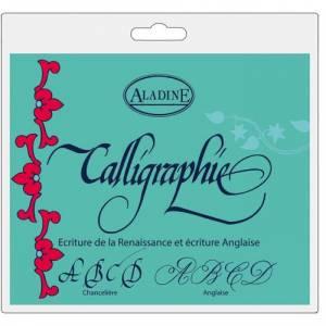 Útiles de Caligrafía - CUADERNO DE CALIGRAFIA INGLESA EN BLISTER